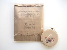 JD Pyramid Perennial Cross Stitch Kit