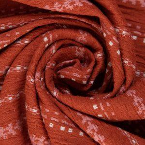 RK Athena Yarn Dyed Gauze in Sienna