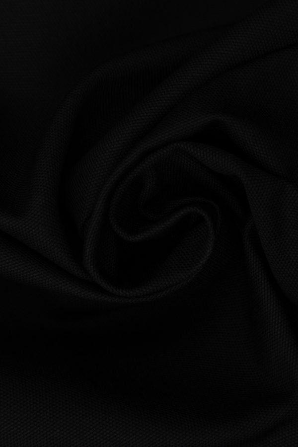 Robert Kaufman Big Sur Canvas in Black
