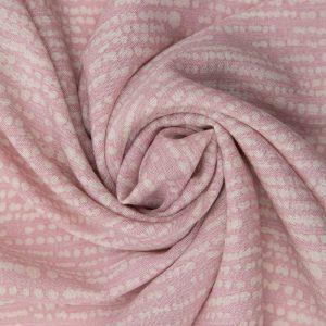 RK Crinkled Rayon in Pink