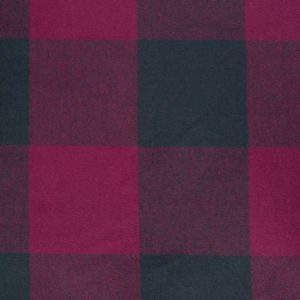 RK Mammoth Organic Flannel in Berry
