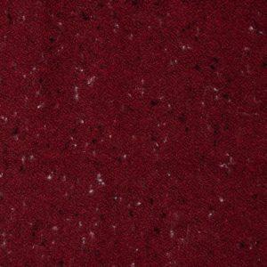 Robert Kaufman Speckled Shetland Flannel in Crimson