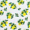 Cotton + Steel Lemon Rayon in White