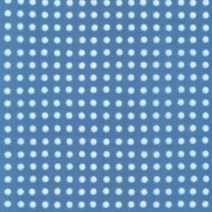 RK Shibori Dots QC in Light Blue