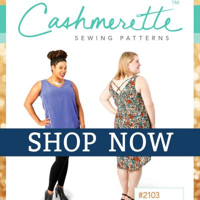 The Cashmerette Webster Pattern
