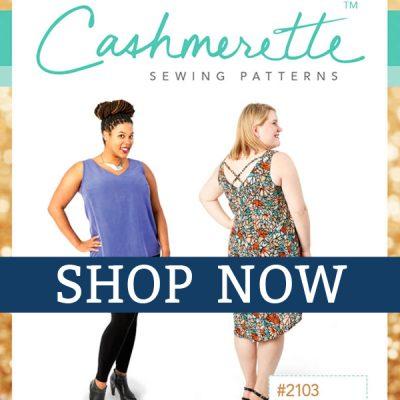 The Cashmerette Webster Pattern