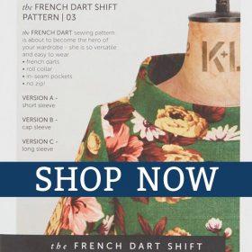 Maven French Dart Shift