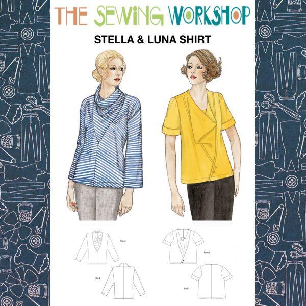 Stella and Luna Tops