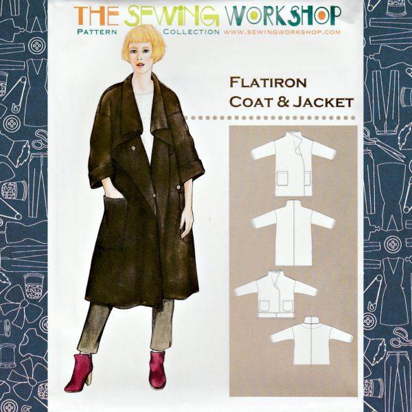 Flatiron Coat and Jacket