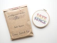 JD Safe Space Cross Stitch Kit