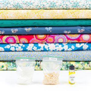 Food Wrap + Fabric Kit