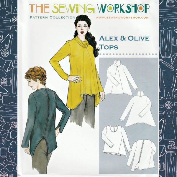 Alex and Olive Tops