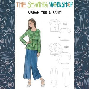 Urban Tee & Pants Pattern