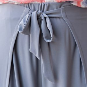 Close Up of the Waist Detail