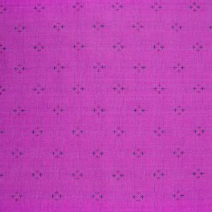 Woven YD Plus Sign Dobby in Verbena