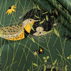 Birch Organic Eastern Meadowlark Canvas in Forest