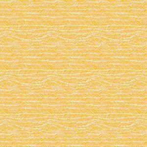 RJR Crisscross Quilting Cotton in Mango