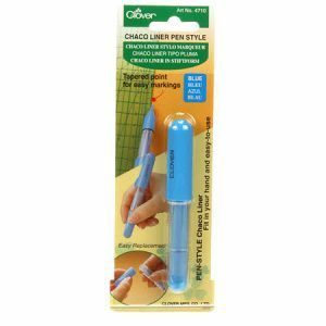 Clover Chaco Liner Pen in Blue
