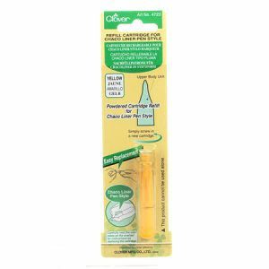 CL Chaco Pen Refill in Yellow