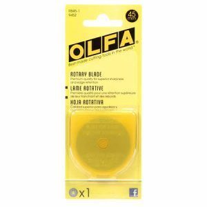 45 mm Replacement Blade, 1 Pack